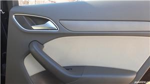 Audi Q3 2.0 TFSI Quattro S-tronic, 170CP, 4x4 cutie automata, far Xenon+lumini LED, trapa panoramica - imagine 9