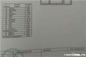Matei Basarab,apt 4 camere decomandat,et 1/4,s-80 mp,centrala noua,98.000 euro - imagine 10