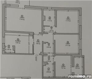 Matei Basarab,apt 4 camere decomandat,et 1/4,s-80 mp,centrala noua,98.000 euro - imagine 9