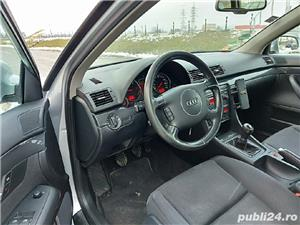 Audi A4 1.9 TDI An 2004 - imagine 6
