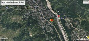 Teren intravilan 4520 mp, Breaza de Jos, jud Prahova - imagine 2