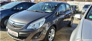 Opel Corsa d 1.3CDTI, 2011, 4 usi, Euro 5, Jante, 4490 Euro sau RATE FIXE - imagine 4