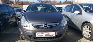 Opel Corsa d 1.3CDTI, 2011, 4 usi, Euro 5, Jante, 4490 Euro sau RATE FIXE - imagine 2