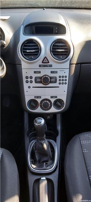 Opel Corsa d 1.3CDTI, 2011, 4 usi, Euro 5, Jante, 4490 Euro sau RATE FIXE - imagine 8