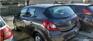 Opel Corsa d 1.3CDTI, 2011, 4 usi, Euro 5, Jante, 4490 Euro sau RATE FIXE - imagine 9