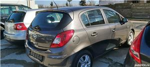 Opel Corsa d 1.3CDTI, 2011, 4 usi, Euro 5, Jante, 4490 Euro sau RATE FIXE - imagine 10