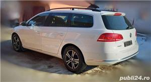 Vw Passat B7 - imagine 4