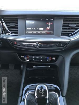 Opel Insignia ST | 1.6D | 136 CP | MT6 | Keyless Entry+Go | Senzori Parcare | Clima | 2017 - imagine 9