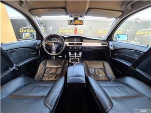 BMW SERIA 5   XENON   INT PIELE FULL ELECTRIC   LIVRARE GRATUITA/Garantie/Finantare/Buy Back - imagine 7
