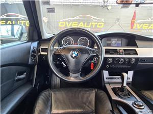 BMW SERIA 5   XENON   INT PIELE FULL ELECTRIC   LIVRARE GRATUITA/Garantie/Finantare/Buy Back - imagine 8