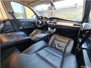BMW SERIA 5   XENON   INT PIELE FULL ELECTRIC   LIVRARE GRATUITA/Garantie/Finantare/Buy Back - imagine 10