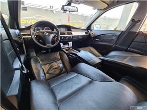 BMW SERIA 5   XENON   INT PIELE FULL ELECTRIC   LIVRARE GRATUITA/Garantie/Finantare/Buy Back - imagine 9