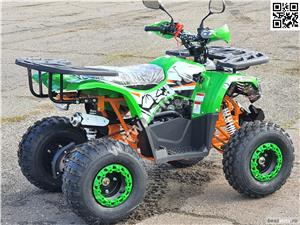 ATV BEMI 125cc Rugby J8'' cutie 3+R SemiAuto 925   - imagine 3