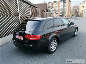 Audi A4, 2.0 TDI, 136cp, manual - imagine 6