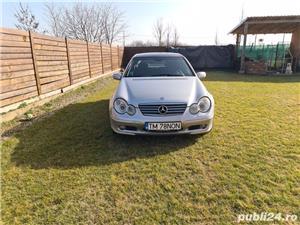Mercedes-benz Clasa C C 220 - imagine 9