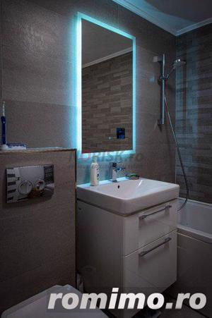 Apartament 3 Camere Modern 70 mp Bloc 1980 APUSULUI Mobilat si Utilat - imagine 9
