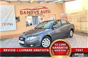 Audi A4 Revizie + Livrare GRATUITE, Garantie 12 Luni, RATE FIXE,1600 benzina,102cp - imagine 1