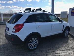 Opel Antara   4X4   2.2D   AT6   Piele   Xenon   Senzori Parcare   Scaune Incalzite   Clima   2015 - imagine 4