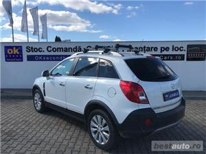 Opel Antara   4X4   2.2D   AT6   Piele   Xenon   Senzori Parcare   Scaune Incalzite   Clima   2015 - imagine 3
