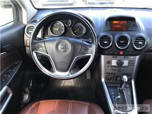 Opel Antara   4X4   2.2D   AT6   Piele   Xenon   Senzori Parcare   Scaune Incalzite   Clima   2015 - imagine 8