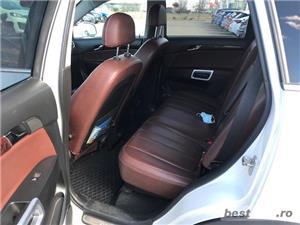 Opel Antara   4X4   2.2D   AT6   Piele   Xenon   Senzori Parcare   Scaune Incalzite   Clima   2015 - imagine 7