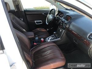 Opel Antara   4X4   2.2D   AT6   Piele   Xenon   Senzori Parcare   Scaune Incalzite   Clima   2015 - imagine 6