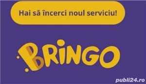 Angajam soferi pentru livrari (bucuresti) prin platforma BRINGO Doar full-time - imagine 2