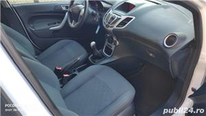 Ford Fiesta 1.6 tdci/2013/titanium/clima - imagine 10