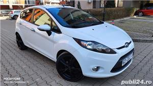 Ford Fiesta 1.6 tdci/2013/titanium/clima - imagine 2
