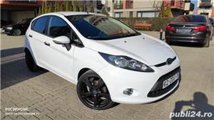 Ford Fiesta 1.6 tdci/2013/titanium/clima - imagine 4