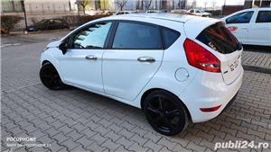 Ford Fiesta 1.6 tdci/2013/titanium/clima - imagine 5