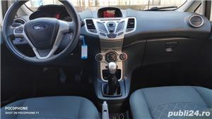 Ford Fiesta 1.6 tdci/2013/titanium/clima - imagine 8