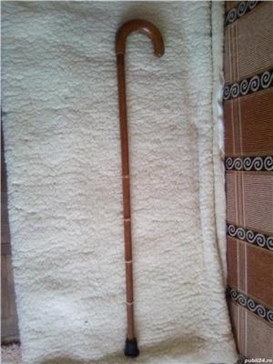 Baston de lemn - imagine 1