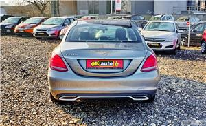 "MERCEDES-BENZ C220 CDI ""Carl Benz Signature"" - 2016 - NAVY - LED - BI XENON - EURO 6 - 169.000 KM.  - imagine 6"