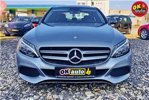 "MERCEDES-BENZ C220 CDI ""Carl Benz Signature"" - 2016 - NAVY - LED - BI XENON - EURO 6 - 169.000 KM.  - imagine 2"