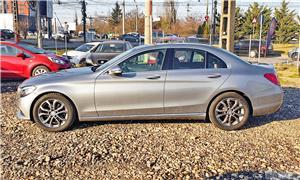 "MERCEDES-BENZ C220 CDI ""Carl Benz Signature"" - 2016 - NAVY - LED - BI XENON - EURO 6 - 169.000 KM.  - imagine 8"