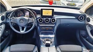 "MERCEDES-BENZ C220 CDI ""Carl Benz Signature"" - 2016 - NAVY - LED - BI XENON - EURO 6 - 169.000 KM.  - imagine 13"
