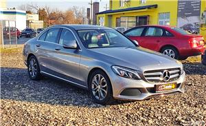 "MERCEDES-BENZ C220 CDI ""Carl Benz Signature"" - 2016 - NAVY - LED - BI XENON - EURO 6 - 169.000 KM.  - imagine 3"