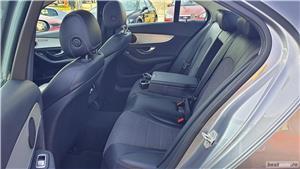 "MERCEDES-BENZ C220 CDI ""Carl Benz Signature"" - 2016 - NAVY - LED - BI XENON - EURO 6 - 169.000 KM.  - imagine 11"
