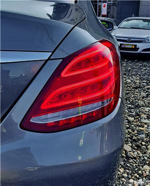 "MERCEDES-BENZ C220 CDI ""Carl Benz Signature"" - 2016 - NAVY - LED - BI XENON - EURO 6 - 169.000 KM.  - imagine 19"