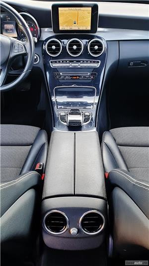 "MERCEDES-BENZ C220 CDI ""Carl Benz Signature"" - 2016 - NAVY - LED - BI XENON - EURO 6 - 169.000 KM.  - imagine 15"
