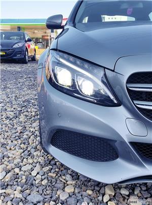 "MERCEDES-BENZ C220 CDI ""Carl Benz Signature"" - 2016 - NAVY - LED - BI XENON - EURO 6 - 169.000 KM.  - imagine 18"