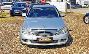 MERCEDES C200 CDI -GARANTIE 12 LUNI -REVIZIE+LIVRARE GRATUITE -TEST DRIVE -VANZARE CASH/RATE FIXE - imagine 2