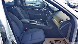 MERCEDES C200 CDI -GARANTIE 12 LUNI -REVIZIE+LIVRARE GRATUITE -TEST DRIVE -VANZARE CASH/RATE FIXE - imagine 15