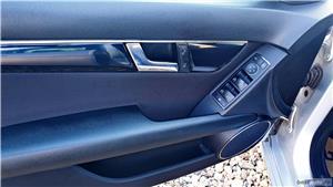MERCEDES C200 CDI -GARANTIE 12 LUNI -REVIZIE+LIVRARE GRATUITE -TEST DRIVE -VANZARE CASH/RATE FIXE - imagine 10