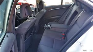 MERCEDES C200 CDI -GARANTIE 12 LUNI -REVIZIE+LIVRARE GRATUITE -TEST DRIVE -VANZARE CASH/RATE FIXE - imagine 12
