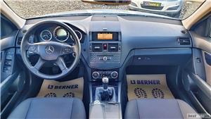 MERCEDES C200 CDI -GARANTIE 12 LUNI -REVIZIE+LIVRARE GRATUITE -TEST DRIVE -VANZARE CASH/RATE FIXE - imagine 16