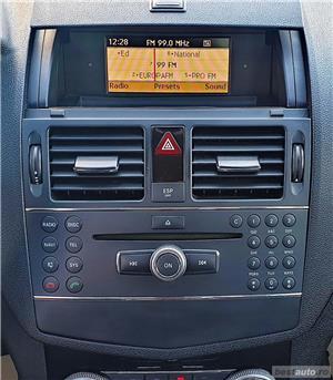 MERCEDES C200 CDI -GARANTIE 12 LUNI -REVIZIE+LIVRARE GRATUITE -TEST DRIVE -VANZARE CASH/RATE FIXE - imagine 19