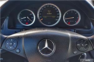 MERCEDES C200 CDI -GARANTIE 12 LUNI -REVIZIE+LIVRARE GRATUITE -TEST DRIVE -VANZARE CASH/RATE FIXE - imagine 20