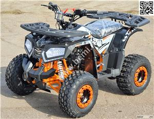 ATV BEMI 125cc Rugby J8'' cutie 3+R SemiAuto 925   - imagine 4